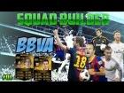 Fifa 14 - Squad Builder - BBVA Jes� Silver,Modrić IF,Casillas