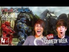 V�deo: Comedy Week: Red vs. Blue Season 11 Teaser featuring Smosh