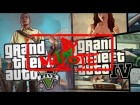 V�deo Grand Theft Auto V: Gta v vs gta iv
