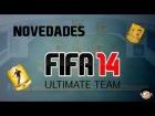 Novedades FIFA 14 Ultimate Team