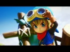 V�deo: Dragon Quest Builders PS4 Gameplay
