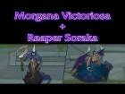 Morgana Victoriosa + Reaper Soraka | Skin Spotlight