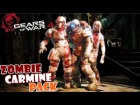 Video: Los Carmine Estan De Regreso Y Sin Censura/Gears Zombie Pack/Gears Of War 4