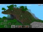 Incre�ble Seed Con Monta�as Gigantes y Bosque - Minecraft Pocket Edition