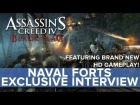 V�deo Assassin's Creed 4: Assassin's Creed 4: Black Flag - EXCLUSIVE Naval Fort Interview - Eurogamer