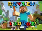 V�deo Minecraft: MINECRAFT REVIEW | 13w38b-a