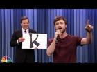 """V�deo: Daniel Radcliffe Raps Blackalicious' """"Alphabet Aerobics"""""""