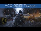 V�deo: Tom Clancy's The Division - VGX 2013 Snowdrop Engine Teaser [HD 1080P]