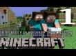 """La Pesadilla De Herobrine Episodio 1 -  Minecraft Aventura 1.3.2 """"El Hombre de los Ojos Blancos """""""