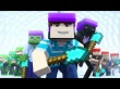 The Game of SPLEEF - Minecraft Animation