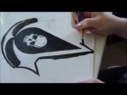 V�deo Assassin's Creed 4: Drawing assassins creed 4 logo