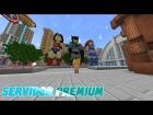 SERVIDOR PREMIUM |  Mega Skywars, Mini Walls, Mega TnT Run, FreezeTag, TnT Wars, GTA Minecraft, etc.