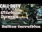 Call Of Duty Ghosts Glitches,Jumps,Saltos increibles y siteos estrategicos