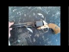 V�deo: Old colt navy 1851 exploded in hand