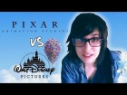 V�deo: Disney VS Pixar | Batalla Musical