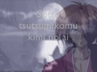 V�deo: Samurai X opening 3- kimi ni fureru da kede