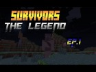 V�deo Minecraft: El GIGANTE PERDIDO-SURVIVORS the LEGEND- Ep1 Minecraft mods
