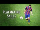 V�deo: Lionel Messi ● Playmaking Skills ● Passes & Assists 2015 HD