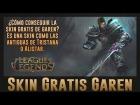 Skin de Garen GRATIS - Dreadknight Garen