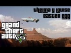 GTAV (Grand Theft Auto V) - Easter Egg Thelma & Louise