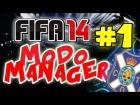 "V�deo FIFA 14 FIFA 14 | Modo Carrera | Capitulo 1 #T1. \""EMPEZAMOS LA PRETEMPORADA\"""