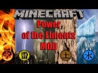 Minecraft review - Power of the Elements [1.6.2] Espa�ol