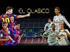 V�deo: Real Madrid vs Barcelona Top 10 Skills & Goals 2015 HD