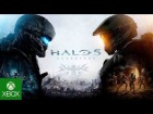 V�deo: Halo 5 Guardians Animated Poster