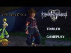 V�deo: Kingdom Hearts 3 / Tr�iler-Gameplay sub Espa�ol