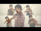 V�deo: Digimon-Butterfly violin cover