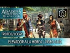 V�deo Assassin's Creed 4: Trofeo/Logro Elevador a la horca - DLC La ira de Barbanegra - Assassin's Creed 4 Black Flag