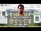 Fifa 14 Ultimate Team | Plantilla Barata 10K | Plata - Liga Adelante
