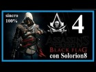 ASSASSIN'S CREED 4 (#4) Secuencia 3 - Recuerdo 1, 2 y 3 (100%) | Gameplay / Walkthrough