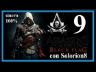 ASSASSIN'S CREED 4 (#9) Secuencia 6 completa - Recuerdo 1,2 y 3 (100%) | Gameplay / Walkthrough