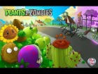 V�deo Plants vs. Zombies PLANTS VS ZOMBIES Capitulo 3!!