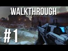 V�deo Destiny: Destiny Gameplay Walkthrough Part 1 - Alpha