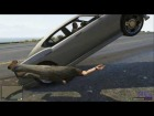 V�deo Grand Theft Auto V: GTA V | Atropellos a c�mara lenta | EPIC FAILS 2