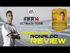 V�deo: Fifa 14 Ultimate Team | Cristiano Ronaldo Review + Stats in Game |