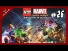 LEGO Marvel Super Heroes LA MEJOR GUIA EN ESPA�OL Parte 26