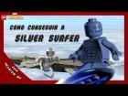 LEGO Marvel Super Heroes Desbloquear a Silver Surfer