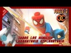 V�deo LEGO Marvel Super Heroes: LEGO Marvel Super Heroes  Minikits y Stan Lee de Laboratorio Exploratorio