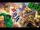 LEGO MARVEL SUPER HEROES #10: LA ARMADURA HULKBUSTER