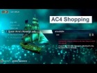 V�deo Assassin's Creed 4: AC4 shopping guide. Edward Kenway's weapons and Jackdaw upgrades.