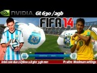 V�deo FIFA 14 Fifa 14 on Nvidia Geforce GT 630 (Gameplay Espa�ol-Argentino)