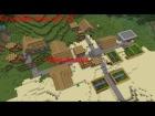 Curiosidades Minecraft #1 | Aldea NPC bajo el agua