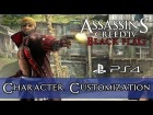 V�deo Assassin's Creed 4: Assassin's Creed IV Black Flag - (PS4) Character Customization [1440p] TRUE-HD QUALITY