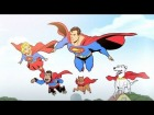 V�deo: Superman 75th Anniversary Animated Short