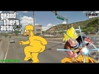 V�deo: GTA 5: Goku vs Homero simpson