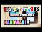 V�deo: 3DS vs. NEW Nintendo 3DS - ULTIMATE COMPARISON [Hardware]