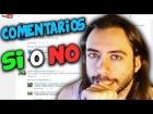 V�deo: �QUITO LOS COMENTARIOS DE LOS V�DEOS O NO?